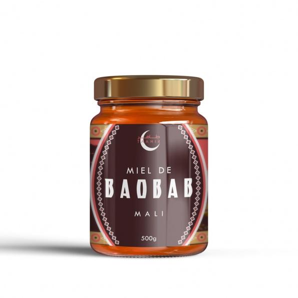 Miel de baobab