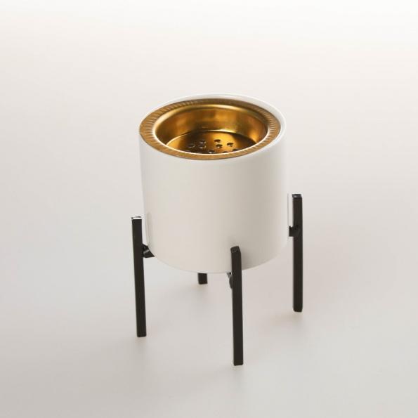 encensoir noir minimalist